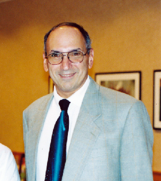 Photograph of David Levy.
