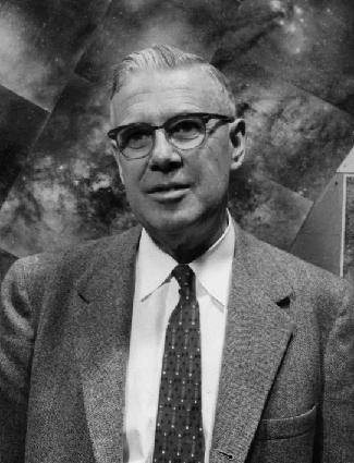 Photograph of Milton Humason.
