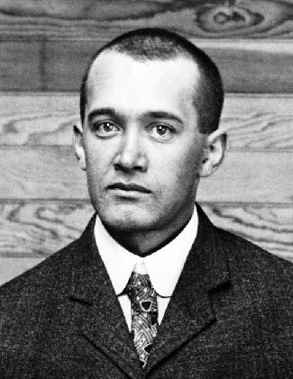 Photograph of Vesto M. Slipher.