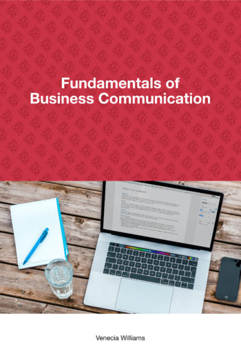 Cover image for Fundamentals of Business Communication