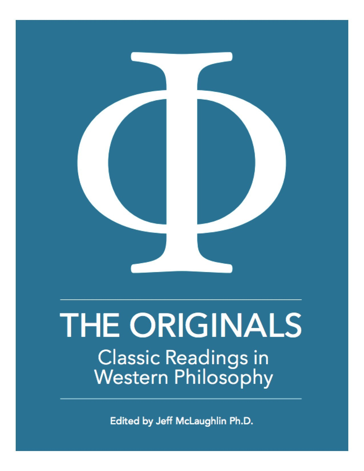 Cover image for The Originals: Classic Readings in Western Philosophy
