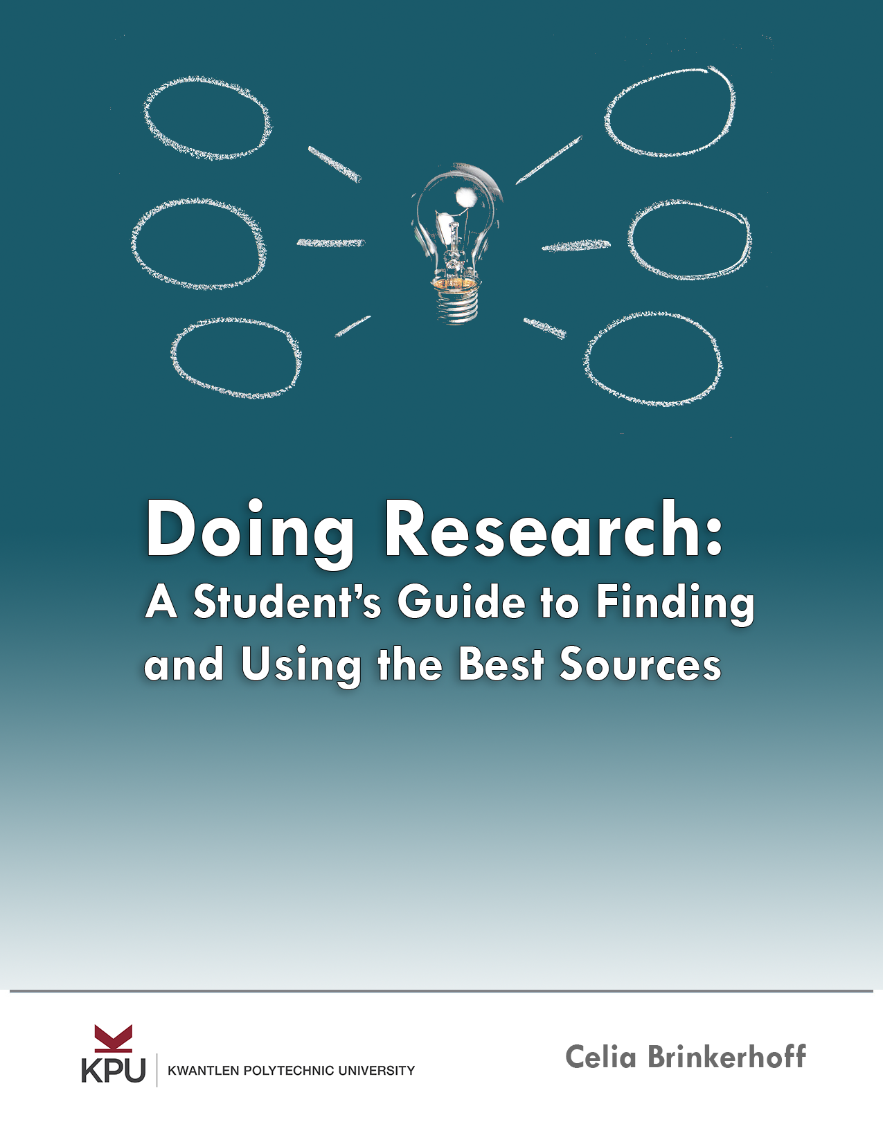 Cover image for Doing Research