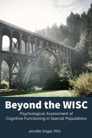 Cover image for Beyond the WISC: Psychological assessment of cognitive functioning in special populations