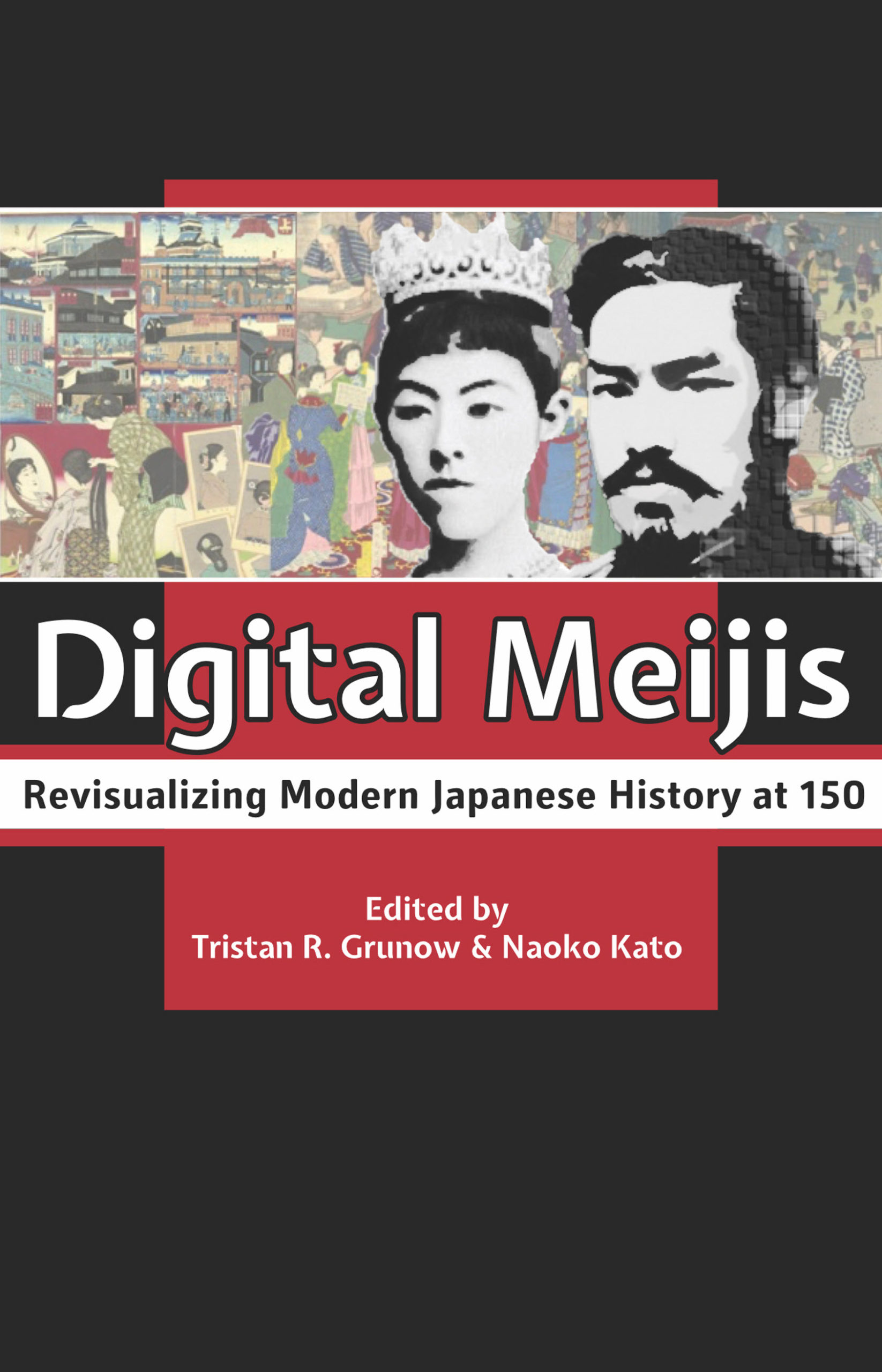 Cover image for Digital Meijis