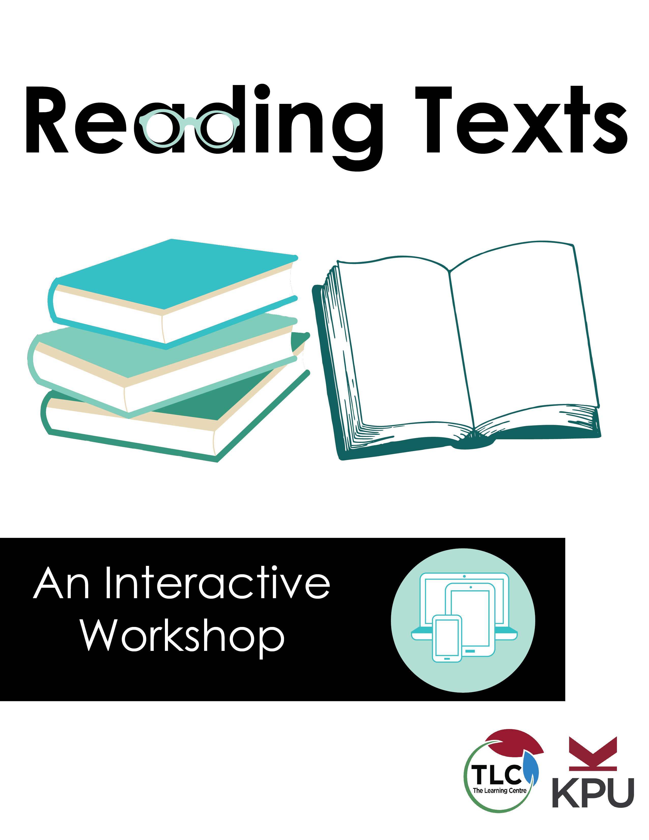 Cover image for Reading Texts: An Interactive Workshop