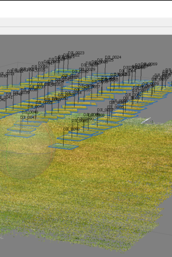 Cover image for Processing UAS Photogrammetric Images in Agisoft Photoscan Professional