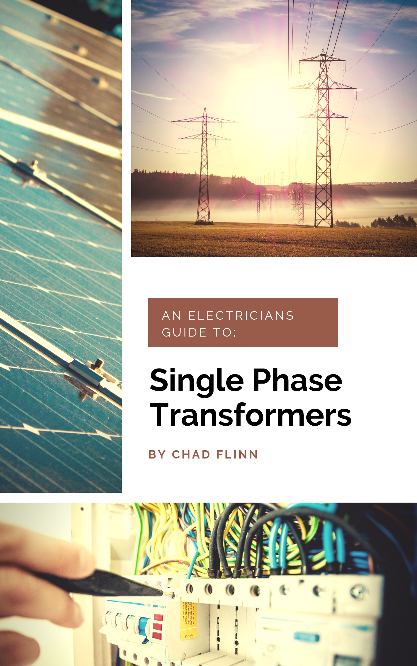 Cover image for An Electrician's Guide to Single Phase Transformers