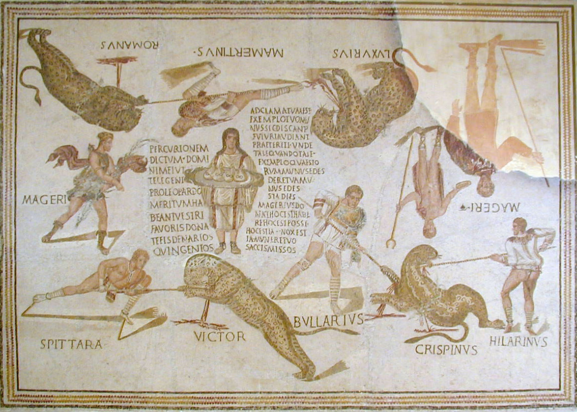 Image of a mosaic