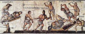 gladiators borghese