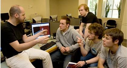 Figure 9.6.1.2 Student-teacher interaction
