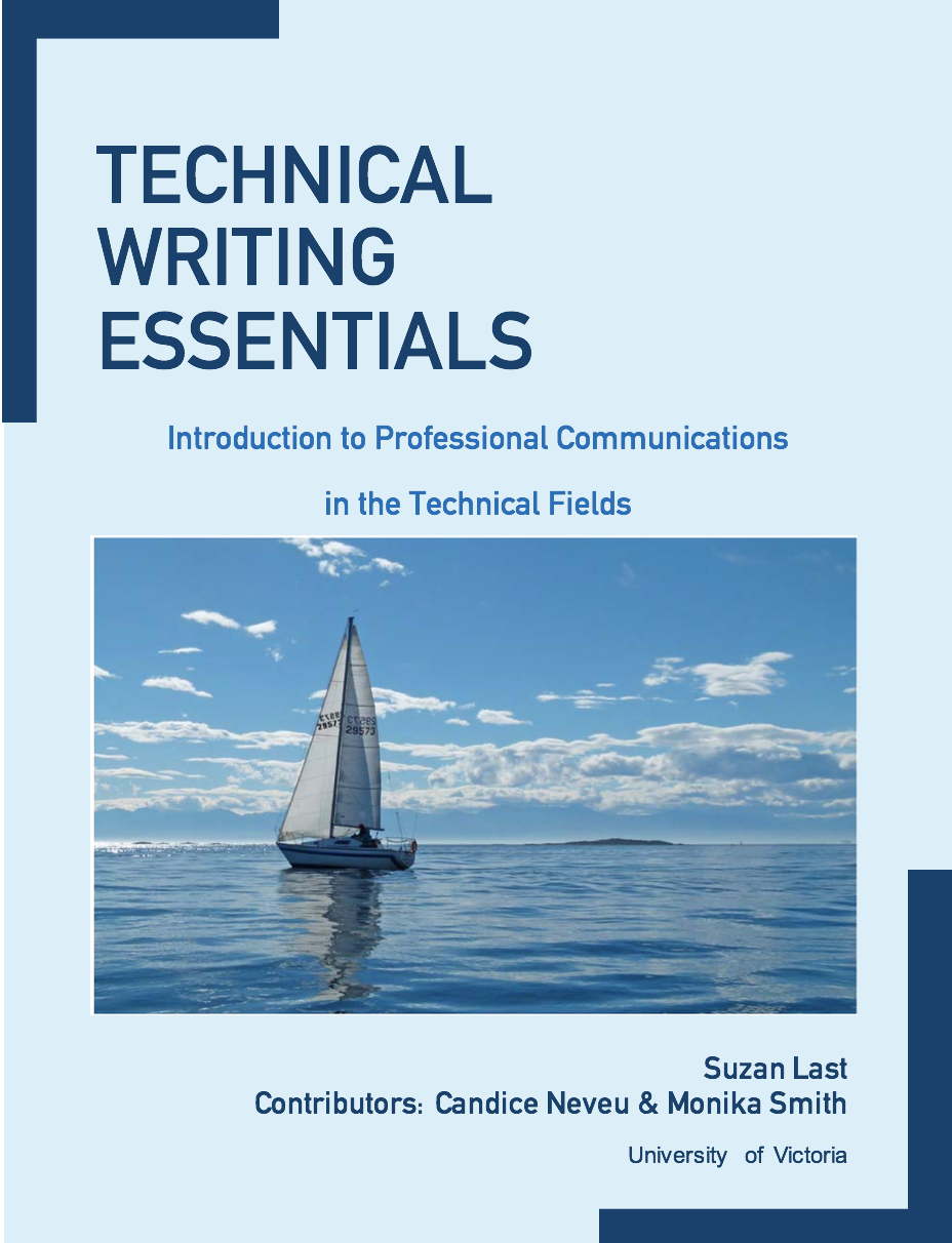 Cover image for Technical Writing Essentials