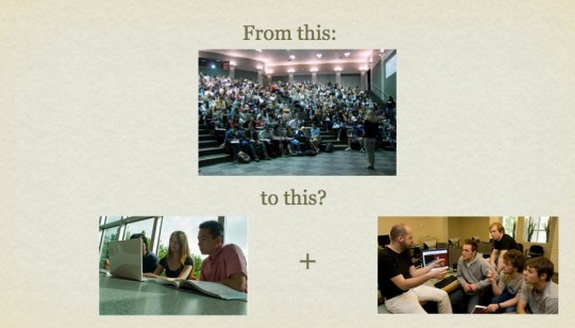 11.3 How do I want to teach? Image: © Tony Bates, 2010
