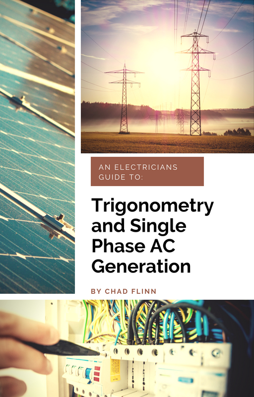 Cover image for Trigonometry and Single Phase AC Generation for Electricians
