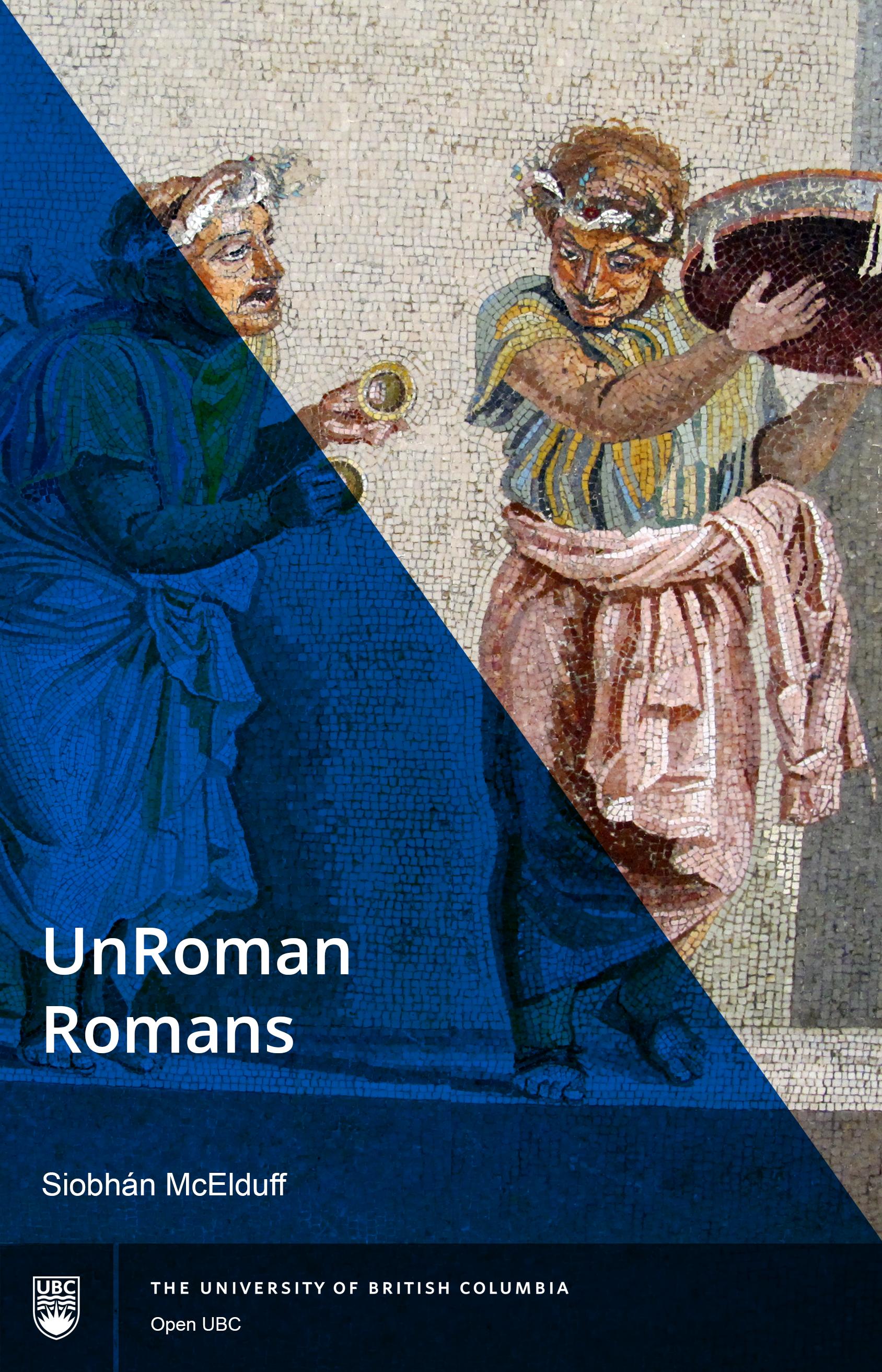 Cover image for UnRoman Romans